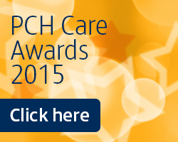 PCH Care Awards 2015 Winners