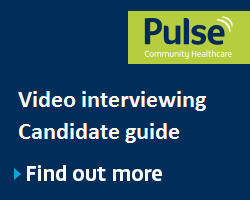 Pulse Community Healthcare Video Interviewing Candidate Guide
